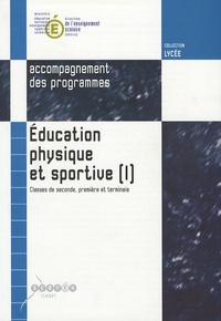 Feriasdhiver.fr Education physique et sportive 2e, 1e et Tle Accompagnement des programmes - Tome 1 Image