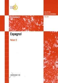 Cjtaboo.be Espagnol palier 2 - Programmes Image