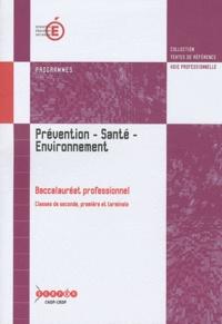 Histoiresdenlire.be Prévention, santé, environnement Baccalauréat professionnel - Programmes Image