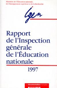 Ministère Education Nationale - .