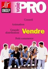 Ministère Education Nationale - Vendre : conseil, animation, grande distribution.