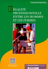 Ministère Emploi et Solidarité - L'égalité professionnelle entre les hommes et les femmes.