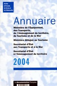 Ministère Equipement Transport - Annuaire Ministère de l'Equipement.