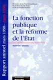 Ministère Fonction Publique - .