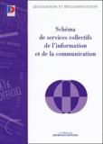 Ministère Fonction Publique - Schéma de services collectifs de l'information et de la communication.