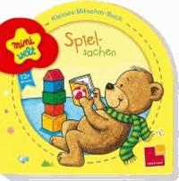 Miniwelt: Kleines Mitnehm-Buch. Spielsachen.