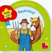 Miniwelt: Kleines Mitnehm-Buch. Bauernhof.