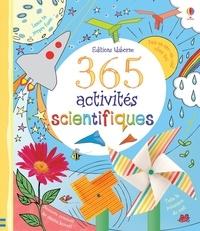 Minna Lacey et Lisa Gillespie - 365 activités scientifiques.