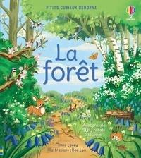 Minna Lacey et Bao Luu - La foret - p'tits curieux usborne.