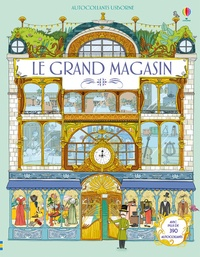 Minna Lacey - Le grand magasin.