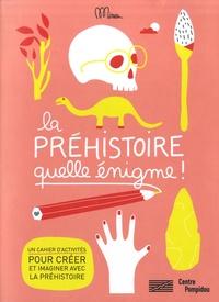 Minus - La préhistoire, quelle énigme !.
