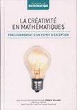Miquel Alberti - La créativité en mathématiques - Fonctionnement d'un esprit d'exception.