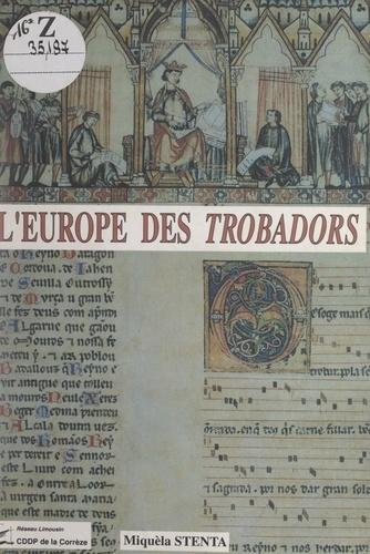 L'Europe des trobadors