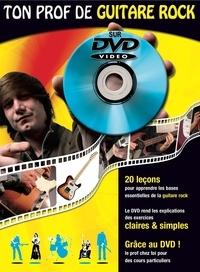 Miqueu roux - - Ton prof de guitare rock + dvd.