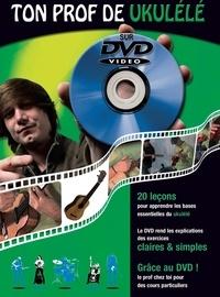 Miqueu roux - - Ton prof de ukulele + dvd.