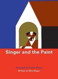 Mira Shapur et Fredun Shapur - Fredun Shapur singer and the paint.