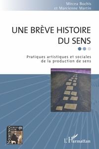 Mircea Bochis et Marcienne Martin - Une brève histoire du sens - Pratiques artistiques et sociales de la production de sens.