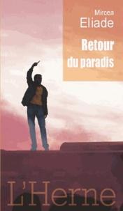 Histoiresdenlire.be Retour du paradis Image