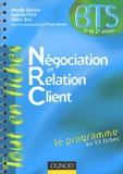 Mireille Bernex et Isabelle Petit - Négociation et Relation client.