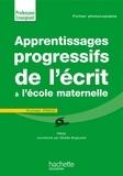 Mireille Brigaudiot - Apprentissages progressifs de l'écrit à la maternelle - Fichier PROG.