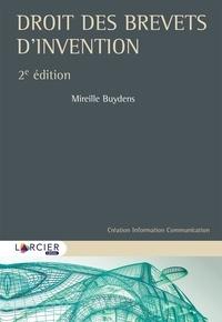 Mireille Buydens - Droit des brevets d'invention.