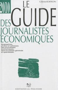 Mireille Calisto - Le guide des journalistes économiques 2010.