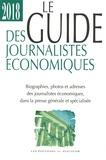 Mireille Calisto - Le guide des journalistes économiques.