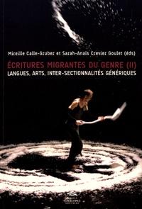 Deedr.fr Ecritures migrantes du genre - Tome 2, Langues, arts, inter-sectionnalités génériques Image