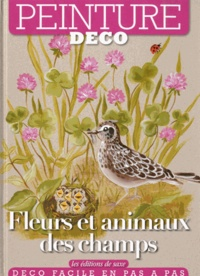 Mireille Cardon - Fleurs et animaux des champs.