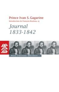 Mireille Chmelewsky et Ivan S. Gagarine - Journal 1834-1842.