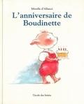 Mireille d' Allancé - L'anniversaire de Boudinette.