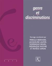 Mireille Eberhard et Jacqueline Laufer - Genre et discriminations.
