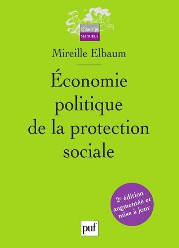 Economie politique de la protection sociale - Mireille Elbaum - 9782130642367 - 23,99 €