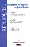 Mireille Grange et Marc Baconnet - .