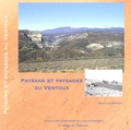 Mireille Gravier - Paysans et paysages du Ventoux.