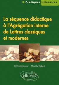 Mireille Habert et Gil Charbonnier - .