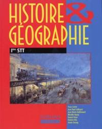 Mireille Hauty et Yvan Carlot - Histoire & géographie, 1ère STT.