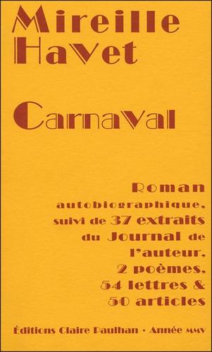 Mireille Havet - Carnaval.