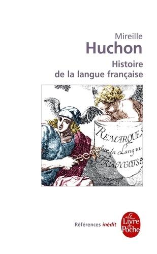 Histoire de la langue française: inédit