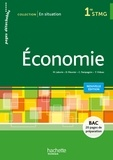 Mireille Laborie et Damien Meunier - Economie 1re STMG - Pages détachables.