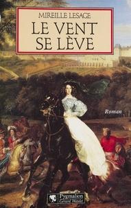 Mireille Lesage - Le vent se lève.