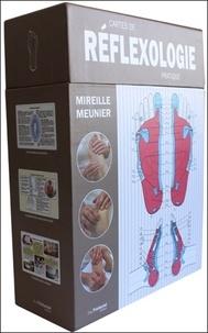 Mireille Meunier - Cartes de réflexologie pratique.