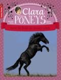 Mireille Mirej et Bruno Pilorget - Clara et les poneys Tome 8 : Vent de folie au poney-club.