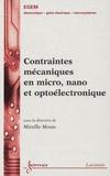 Mireille Mouis - Contraintes mécaniques en micro, nano et optoélectronique.