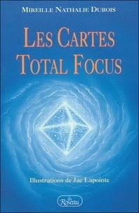 Mireille-Nathalie Dubois - Les cartes Total Focus - Coffret livre + 32 cartes.