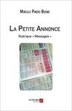 """Mireille Pinède-Bueno - La petite annonce rubrique """"""""Messages""""""""."""