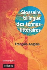 Birrascarampola.it Glossaire bilingue des termes littéraires - Français-anglais Image