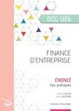 Mireille Richez et Christophe Castéras - Finance d'entreprise DCG 6 - Enoncé, cas pratique.