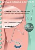 Mireille Richez - Finance d'entreprise - Corrigé.