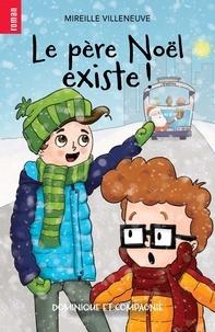 Mireille Villeneuve et Stephanie Mackay - Le père Noël existe !.